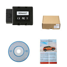Renault-COM Bluetooth Diagnostic & Pro-garm Tool for Renault Replace of Can Clip