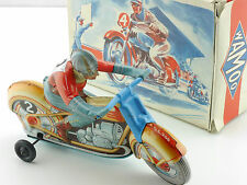 Wamoo Technofix G.E. 255 motocicleta, Motorcycle moto Flash OVP 1601-18-92