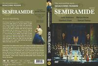 Rossini: Semiramide (1990) - Marilyn Horne, June Anderson  DVD NEW