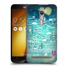 Cover e custodie nero Per ASUS ZenFone 3 in plastica per cellulari e palmari