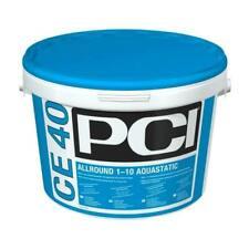 PCI CE 40 Flex-Fugenmörtel 4kg Fliesen Fugen Bad Wand Boden Innen Außen Farben