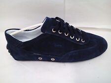 Sneaker uomo HARMONT & BLAINE in pelle di camoscio colore blu N°39 e 43,5