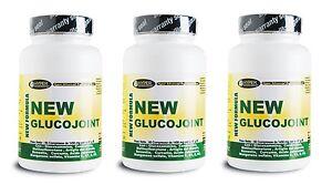 3 box Glucojoint Muskel Gelenkschmerzen Arthrose Glucosamin Coindroitin Kurkuma