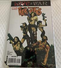 The Incredible Hercules Love And War #121 Marvel Comics