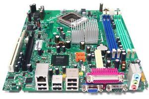 IBM Fru 45R4852 P/N 45R4849 Lenovo Thinkcentre M57 M57p Carte Mère Prise 775