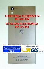 COPRI BATTERIA MEDIACOM PhonePad Duo X530U Gold M-PPAX530U COVER POSTERIORE