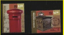 (2011) G.J.3891-92. UPAEP. Mail boxes.2-stamp set. MNH. Excellent condition.