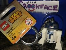 Lego Star Wars R2-D2 Key Ring/ Key Chain BRAND NEW