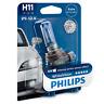Philips H11 12v 55w Pgj19-2 Whitevision Xenon Efecto 3700k 1 Pieza 12362whvb1