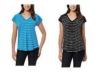 NEW Adrienne Vittadini Ladies' Short Sleeve Top - VARIETY