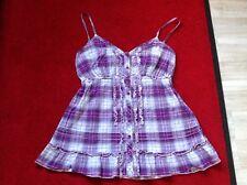 Street One Damen Top Gr36  Farbe/Lila super süß! 1mal getragen und gewaschen!