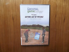 The Mental Game Mastery Series Putting with Confidence (DVD, 2006) New
