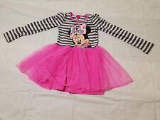 Disney Baby Girl's Pink Dress Size 6