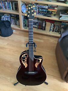 Ovation Adamas guitar