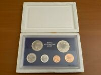 CB1509) Australia 1974 RAM Proof set. In foam packaging as issued. Without cert.