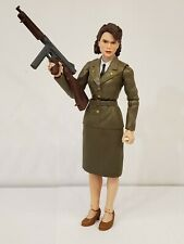 80th anniversary marvel legends amazon exclusive captain america peggy carter