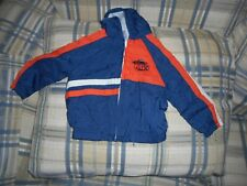 Virginia Cavaliers blue windbreaker sz 2T - DSCN2313
