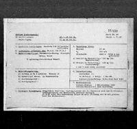 OKH - Stand der Entwicklungen beim Heer von Juli 1942 - August 1942