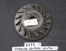VOLANO DENTATO VESPA HP  APE 50 AVVIAMENTO ELETTRICO  COD. 992171  ALETTE ROTTE