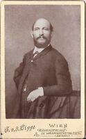 CDV photo Feiner Herr - Wien 1900er