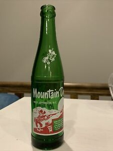 Hillbilly Mountain Dew Bottle Soda Name Named West Jefferson NC Revised Pics