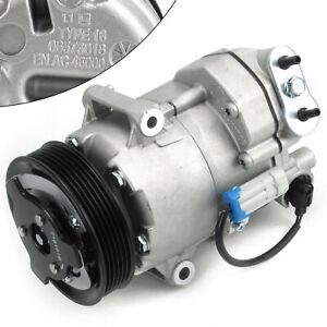 Klimakompressoren Mit Keilrippenriemenscheibe Für Opel Astra 13395693 Vauxhall