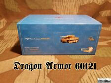 #129 Dragon Armor 60121 Tiger I late production w/Zimmerit, s.pz.abt.505 1:72