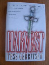 Tess Gerritsen Harvest 1st ed HC SIGNED Fine / Fine