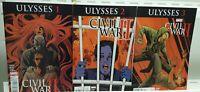 Civil War II Ulysses 1-3 Complete Set Series Run Lot 1