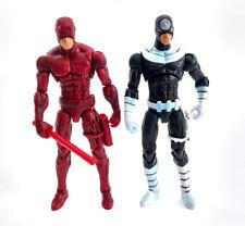"""2011 Hasbro Marvel Universe Greatest Battles Daredevil & Bullseye 3.75"""" Figures"""