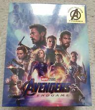 Fanatic Avengers Endgame One Click Box Steelbook