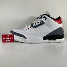 Air Jordan 3 Retro SE 'Fire Red Denim' (2020) - Size 8.5 - CZ6431 100