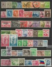 PHILIPPINES -  SELECTION OF STAMPS
