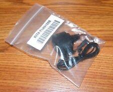 Genuine Motorola / Nextel (Fln9108B) Solid Black Wired Remote Push To Talk Only