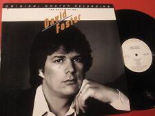"""MFSL 1-123 DAVID FOSTER """" THE BEST OF ME """" (MFSL-JAPANPRESSING-SERIES/NEW=MINT)"""