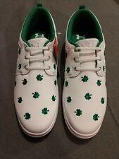 Under Armour Critter Encounter IV Irish Shamrock Clover Shoes Men's Size10 - NEW