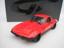 Chevrolet Corvette C2 Optima Ultimat 1965 Red 1/18 GT Spirit GT266 New