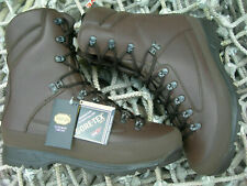 British Forces Karrimor SF Brown Leather Goretex Army Boots New UK 15M (CC)