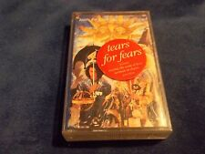 "1989 CASSETTE TEARS FOR FEARS-""SEEDS OF LOVE"" CAT NO. 8387304-AS NEW"