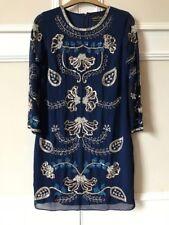 Vestido De Lentejuelas & Thread Needle 10