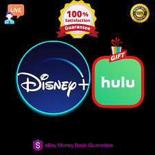 Disney plus ⭐ 2 year subscription ⭐ 4K ⭐ fast delivery ⭐2 devices + hulu No Ads