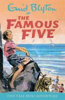 Famous Five: 9: Five Fall Into Adventure, Blyton, Enid, Used Excellent Book