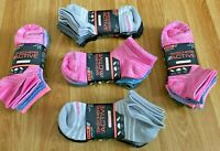 6 Ladies Skechers LOW CUT Active Super Soft Ventilation Arch Support Socks 3-7