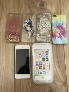 apple ipod touch 7th generation 32gb Gold Boxed Excellent Condition Xmas 🎁