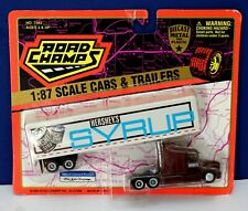 Road Champs #7382 Ford Aeromax Semi Hershey's Syrup MOC 1995 (1:87 HO)