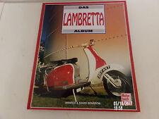 Das Lambretta Album * GP 125 * DL 125 * von 1970 * Baureihe J, Serie Luna