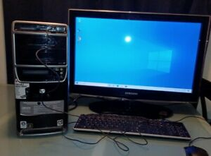 Asus Essentio CM1831 / AMD FX-8120 8 core 3.10GHz/12GB RAM -HDMI + Asus  HD7770
