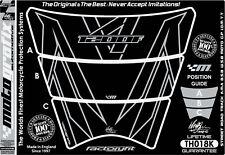 Honda vfr1200f 2010 - 2015 Motorcycle Tank Pad Tankpad Motografix Gel Protector
