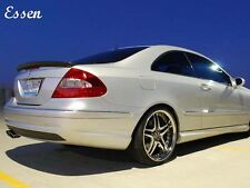 Carbon Mercedes W209 Trunk Deck Lip Spoiler A Type Coupe 2003-2009