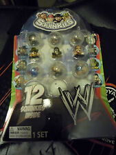 SQUINKIES SERIE 3 RARE CATCH WWE 1 SET DE 12 SQUINKIES
